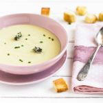 zuppa parmentier