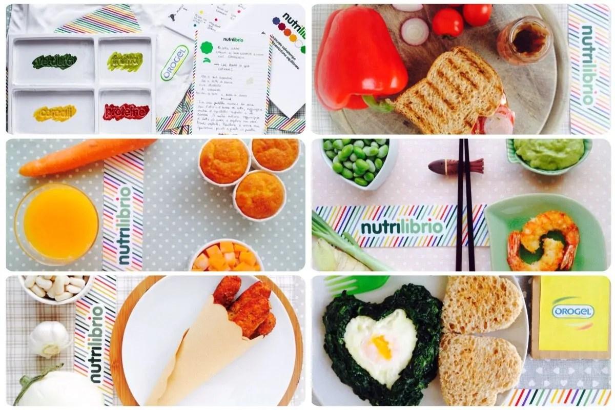 ricette colorate per grandi e bambini