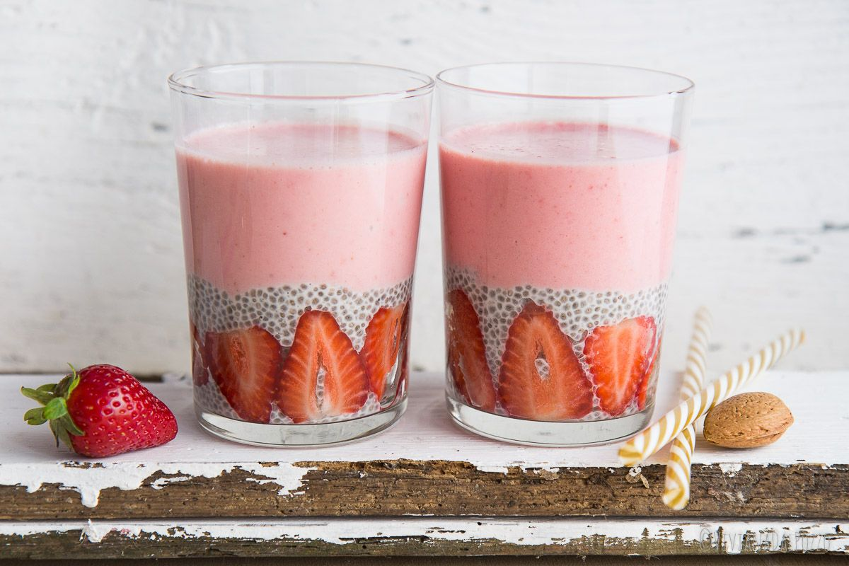 Smoothie Chia Pudding… la colazione si fa fashion!