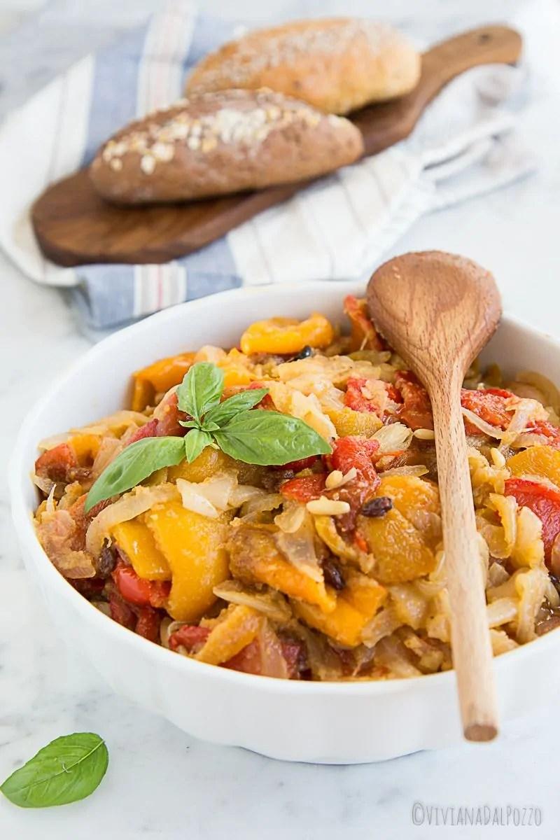 Peperoni alla siciliana innominabili
