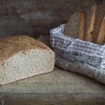 pane integrale di farro