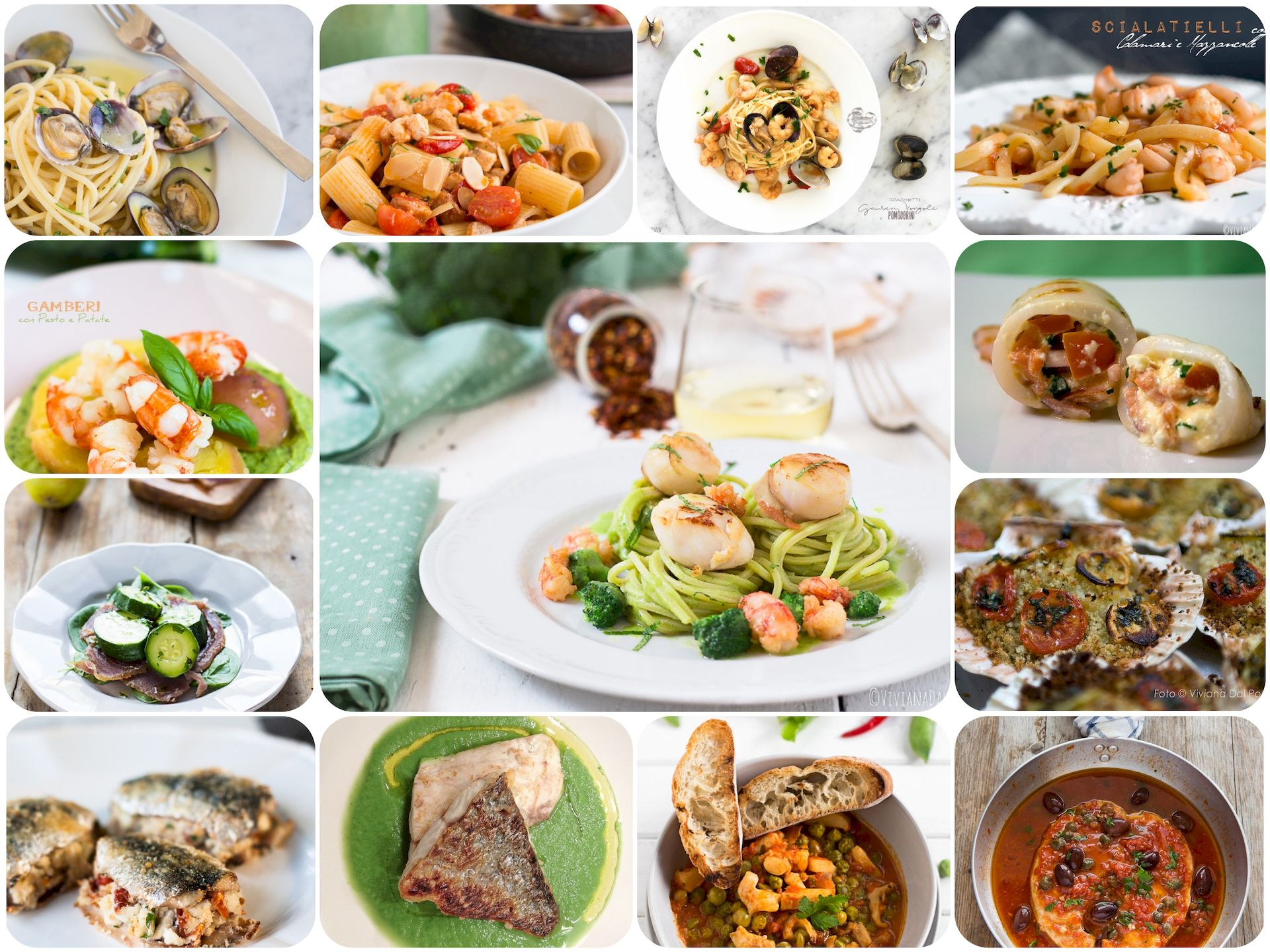 Pranzo Di Compleanno Autunnale : Cena di pesce idee e ricette per preparare un menù effetto wow