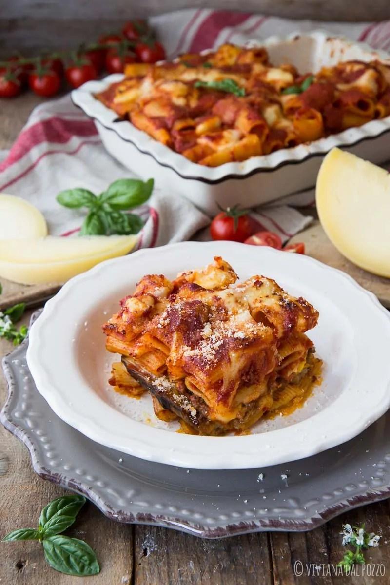 Pasta ncaciata, la ricetta preferita da Montalbano