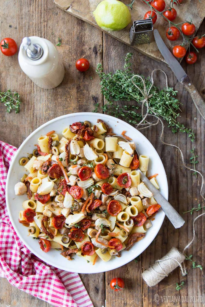 insalata di pasta eprfetta