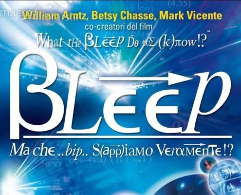 bleep-ma-che-bip-sappiamo-veramente-libro - Copertina