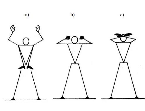 Esempio di illustrazione presente nel testo per spiegare un determinato esercizio - libro Tecniche dell'Unione di Umberto di Grazia