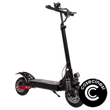 Coupon YUME YM D5 52V 2400W Dual Motor 23 4Ah Folding Electric Scooter 65 70kmh Top Speed 80km Range Mileage 10inch Off road Pneumatic Tire Max Load 200kg Scooter p 1573135