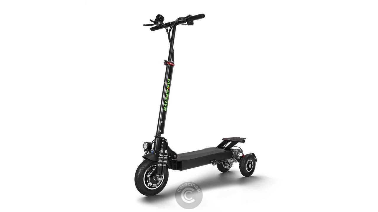 Codice sconto coupon  LANGFEITE L11 Folding Electric Scooter