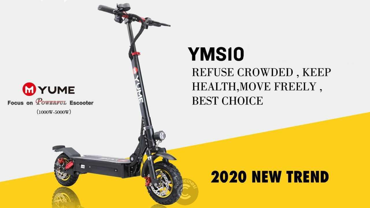 Codice sconto coupon  YUME S10 Folding Electric Scooter