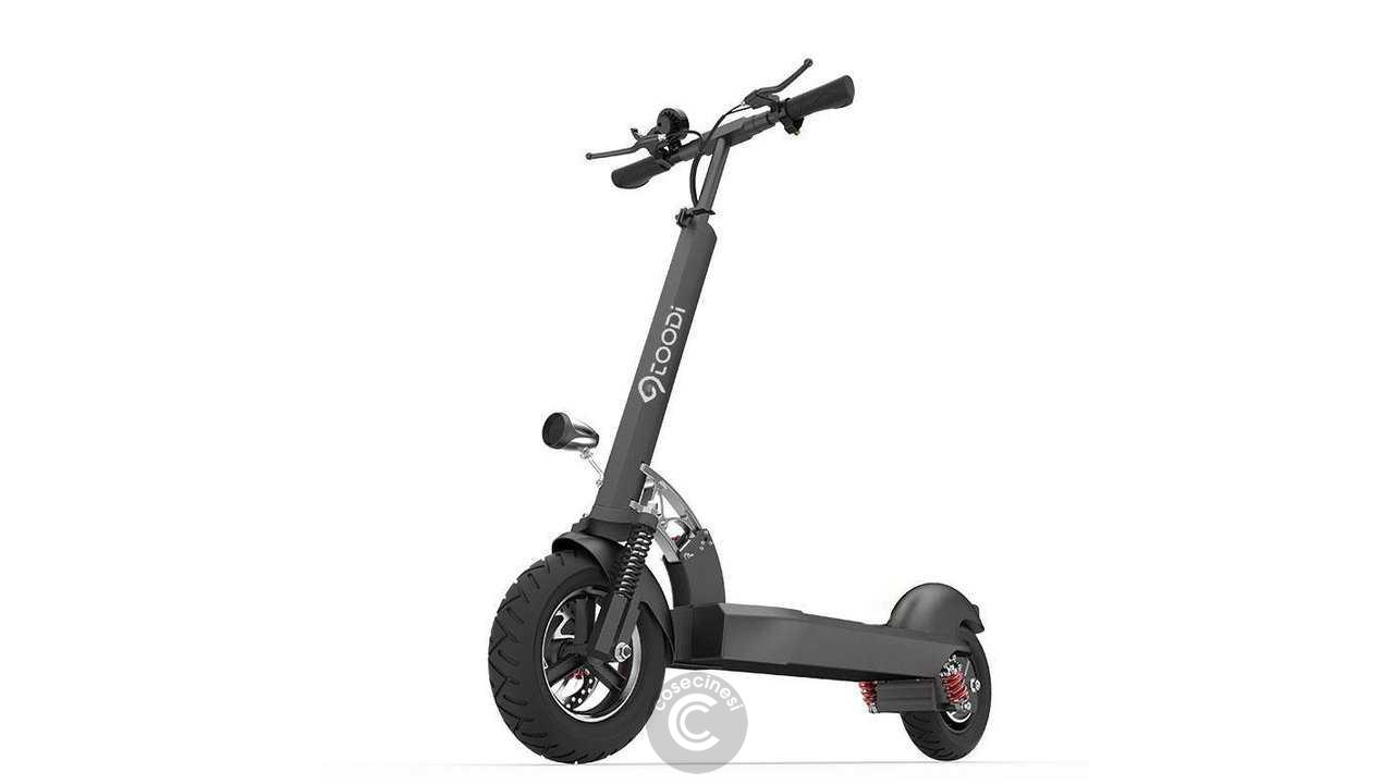 Codice sconto coupon TOODI TD-E202 Folding Electric Scooter [1000W] [UK Warehouse]