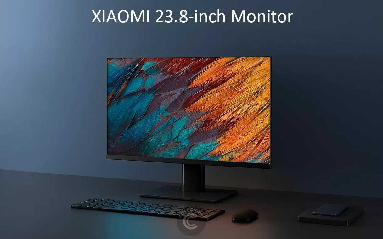 Codice sconto coupon XIAOMI 23.8-Inch Office Gaming Monitor [Czech Warehouse]