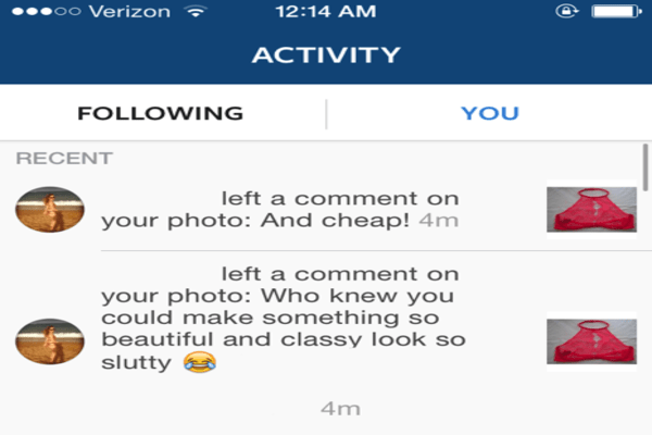 Sad? Here's How to Report Spam or Delete Comments on Instagram