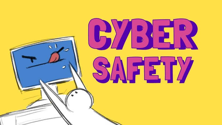 cyber safety image