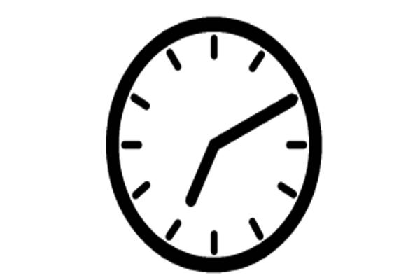 clock in facebook