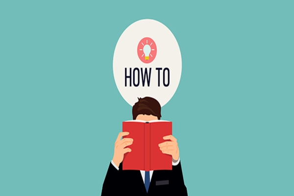 how to read book.