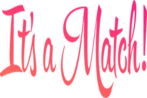 its a match