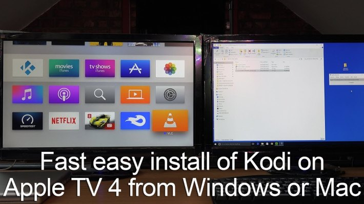 Install Kodi not just on your iPhone but enjoy it on your Apple TV as well!