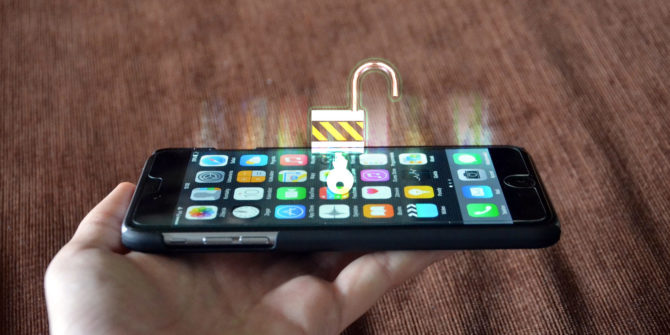 Jailbreaking iPhone meaning
