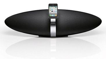 Bowers & Wilkins Zeppelin Air Wireless AirPlay Speaker Dock