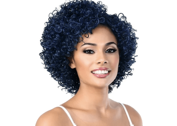 Natural or Synthetic Wig