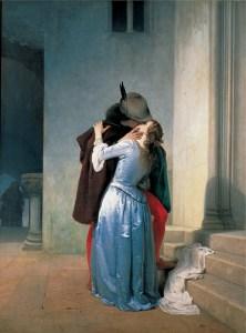 il bacio Francesco Hayez