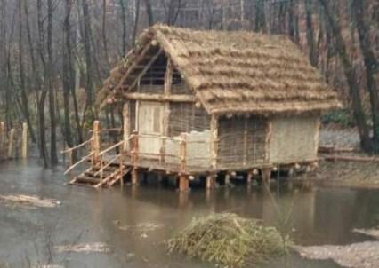Archeologia al lago di Pistono