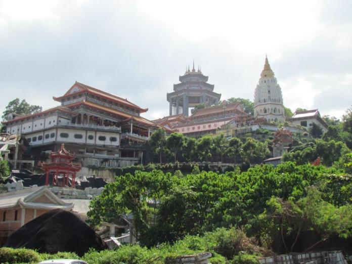 Kek Lok Si temple2