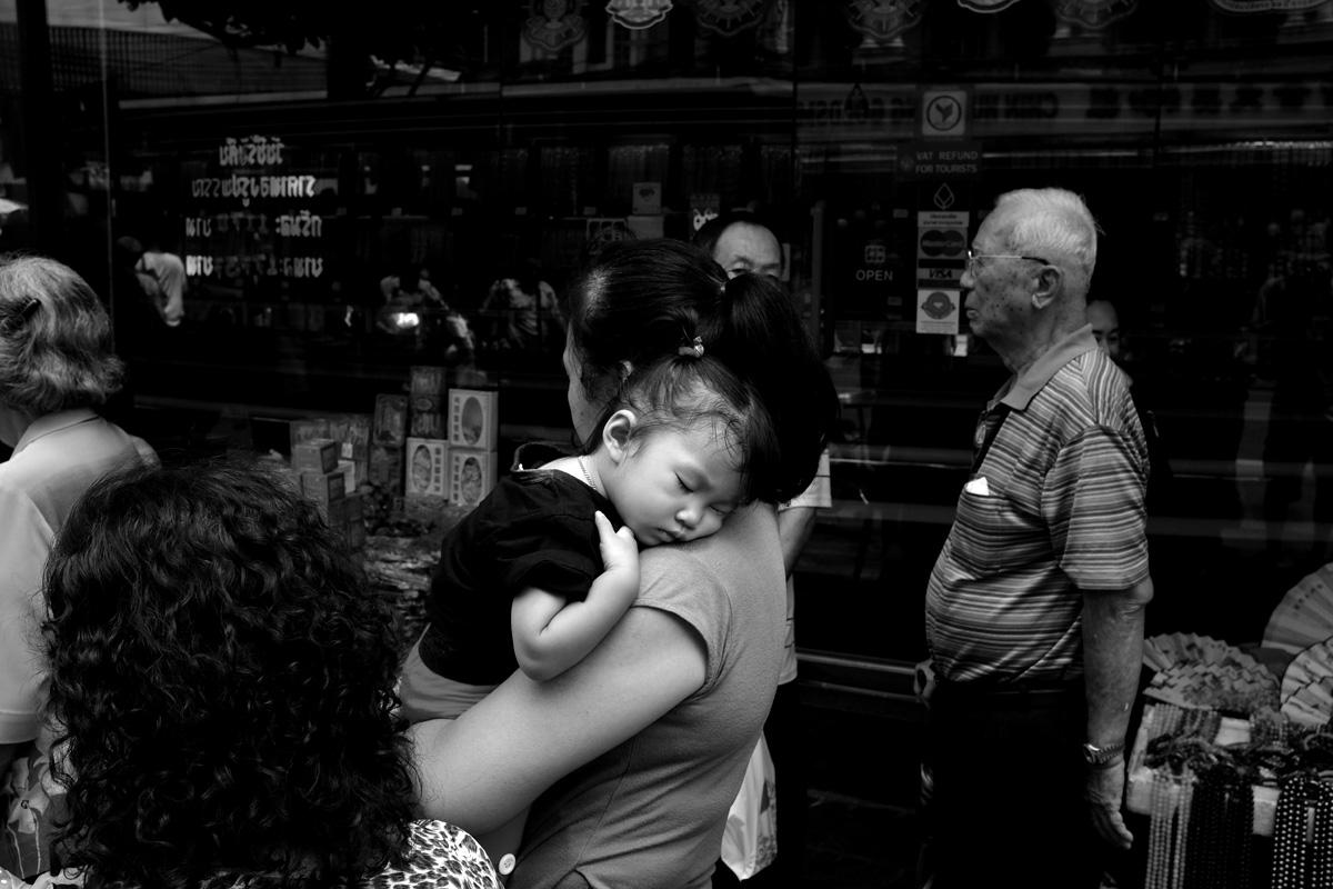 Bambina dorme_Aleandro Tubaldi