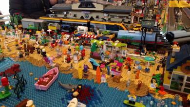 Photo of Anche la mostra di diorami Lego a tema Marvel e Star Wars al Cosenza Comics and Games.