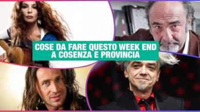 Photo of Cose da fare questo week-end a Cosenza e provincia(30/31 Agosto e 1 Settembre)