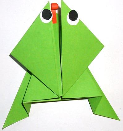 Come Fare Animali Di Carta In Origami Istruzioni Per