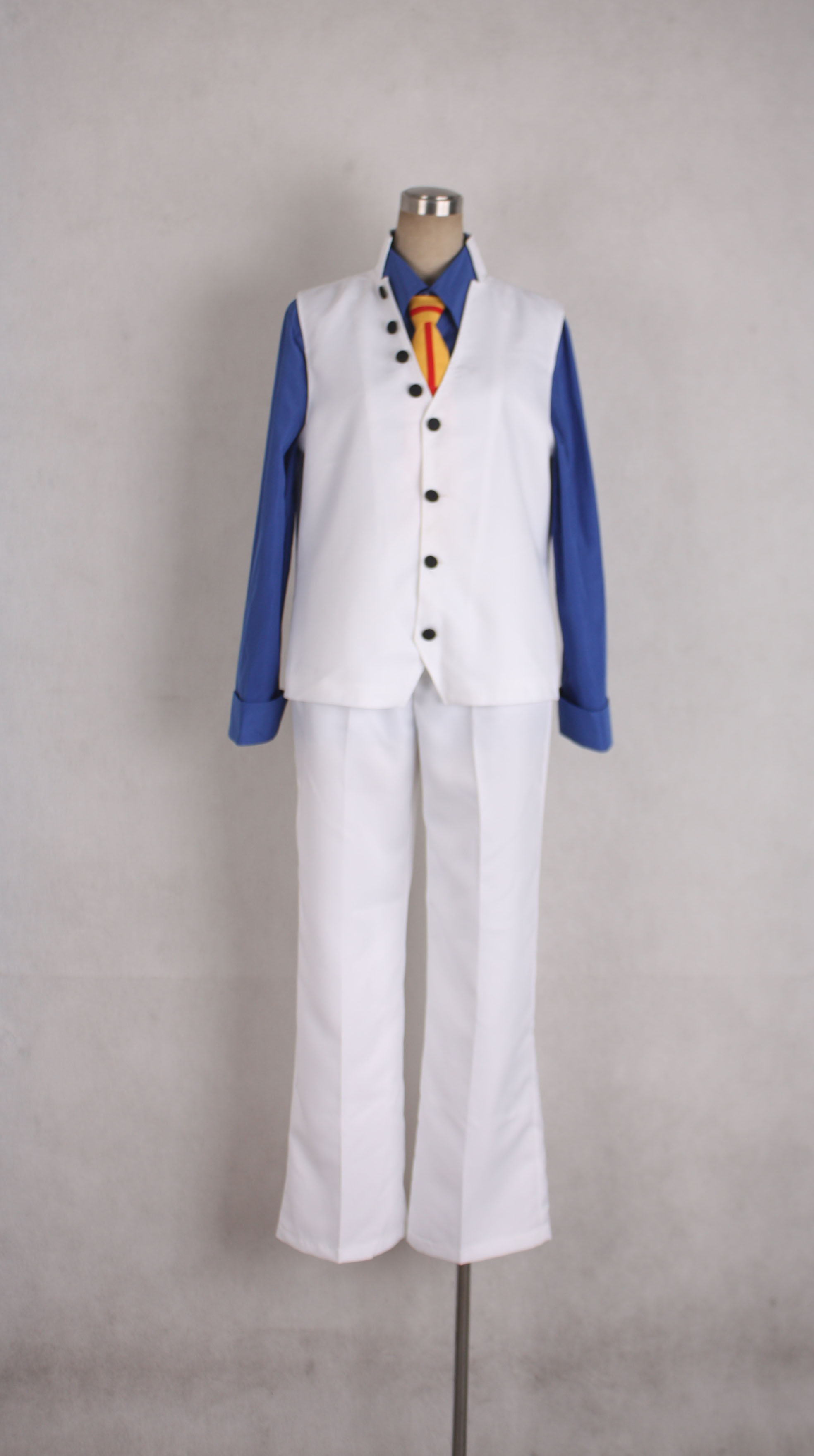 One Piece Aokiji Kuzan Navy Admiral Uniform Cosplay