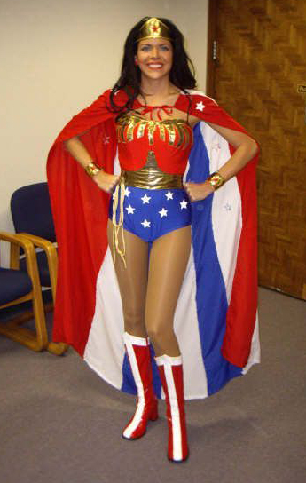 Wonder Woman Costumes With Cape For Halloween 16091404