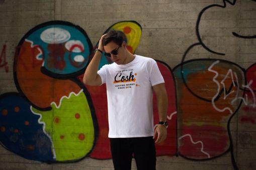 Cosh Shirt White 3