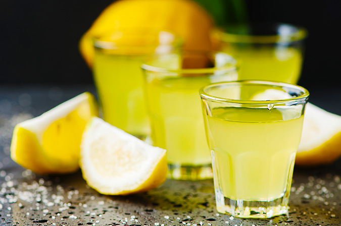 Limoncello The Favorite Italian Lemon Liqueur Cos 236