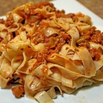 Tagliatelle con Ragù alla Bolognese – Tagliatelle Bolognese, It's not what you might think
