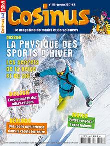 La physique des sports d'hiver