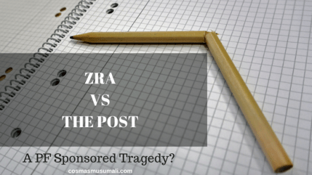 Continued abuse of the ZRA to destroy The Post is a double tragedy for Zambia