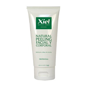 Exfoliante Suave Corporal y Facial / NATURAL PEELING 200ml / Xiel