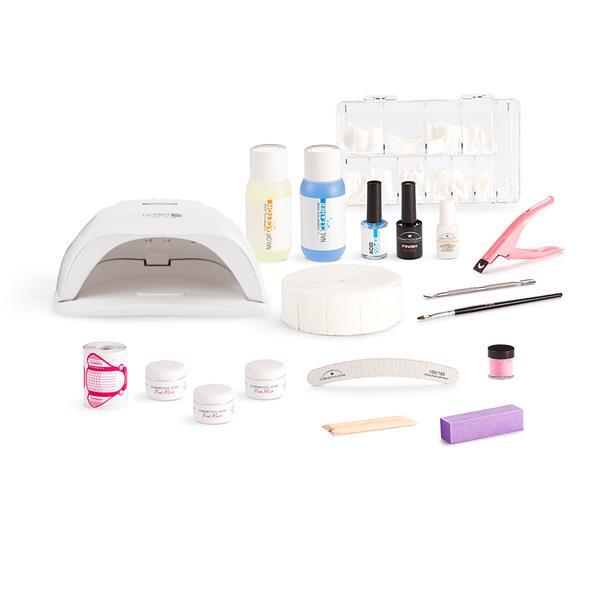 Zestaw Startowy Do Paznokci Zelowych Cosmetics Zone