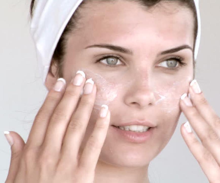 Exfoliate your skin regularly