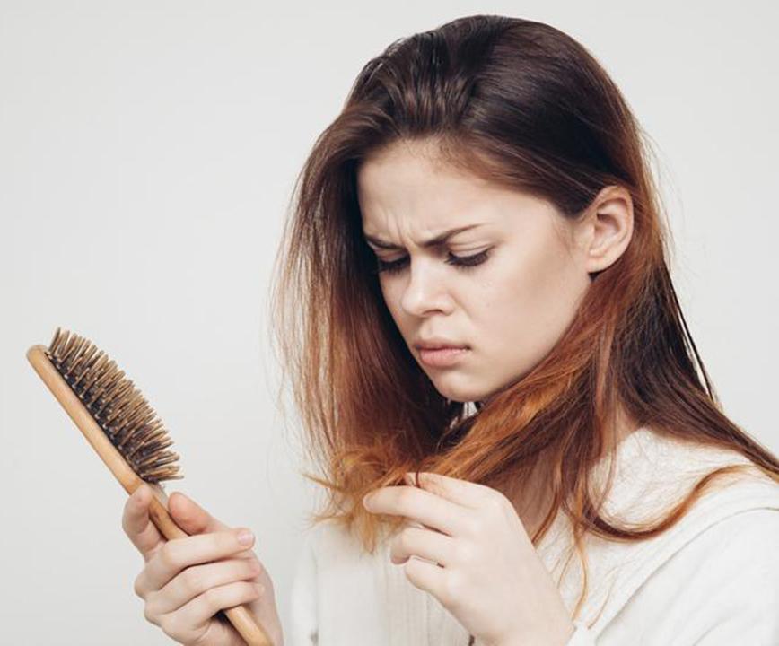 Prevents hair fall