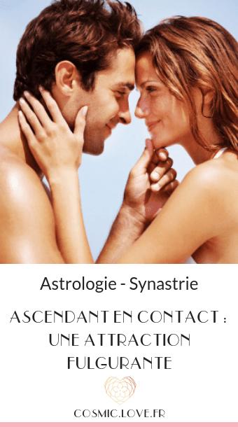 Ascendant synastrie