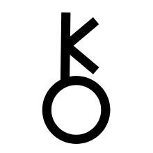 Chiron-Symbol