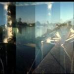 Bayou St. John, New Orleans (Medium Format, Multiple Exposure)