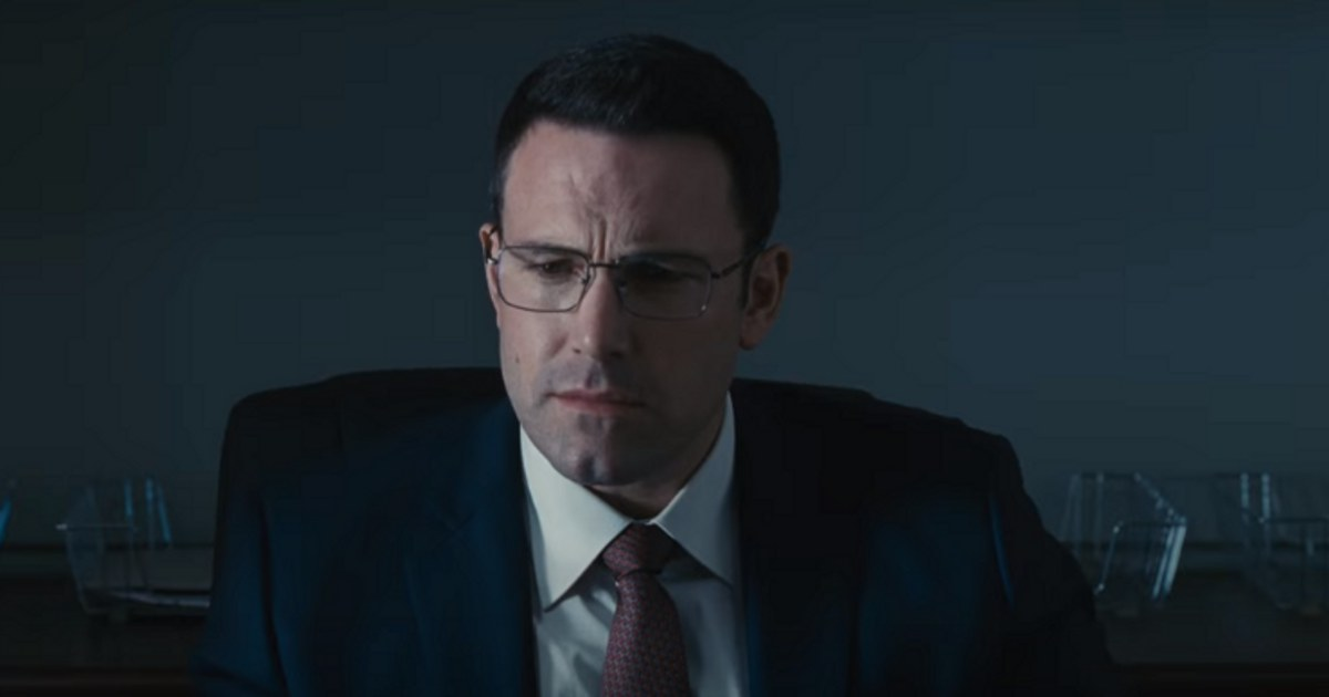 Image result for ben affleck the accountant