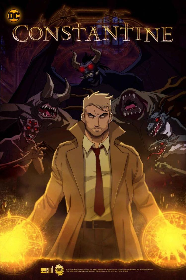 Constantine animated series