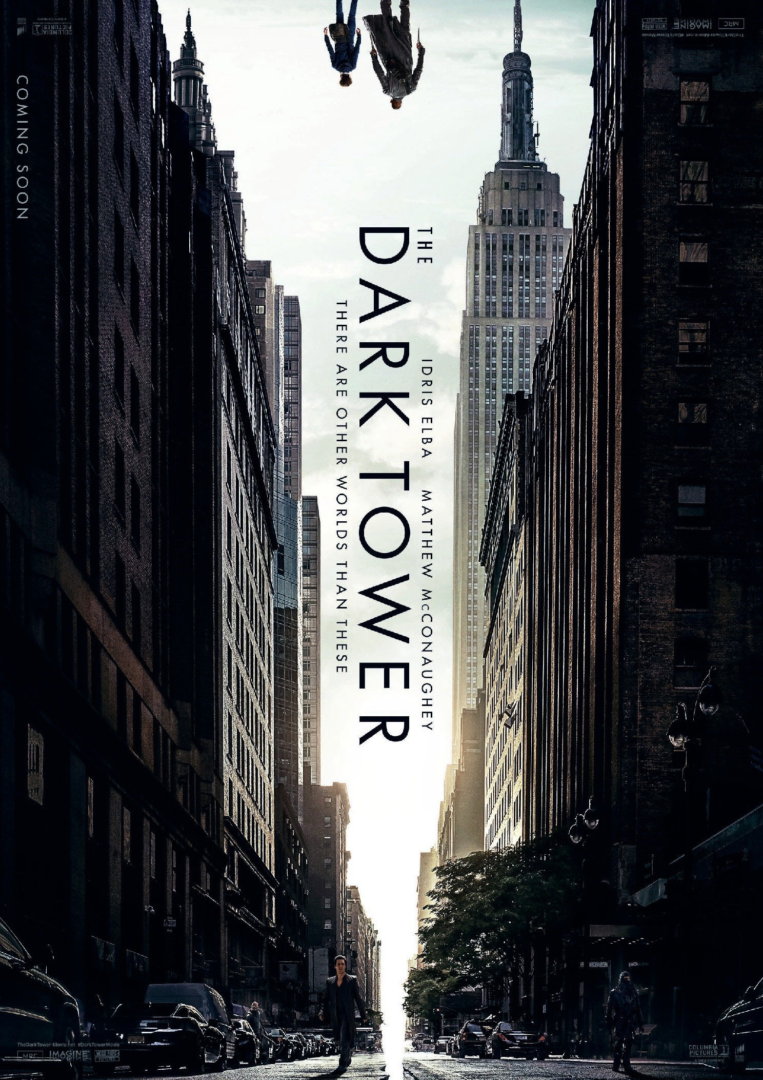 Image result for the dark tower movie poster