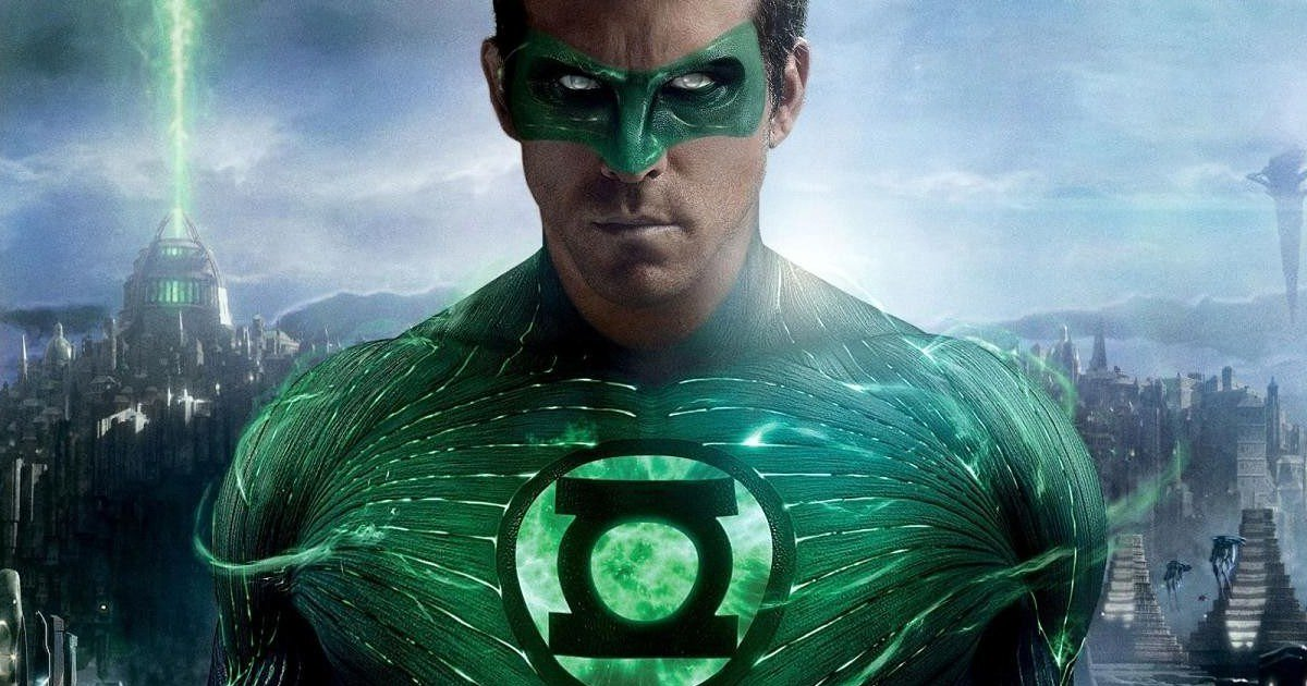 Ryan Reynolds Wont Play Green Lantern Again Cosmic Book