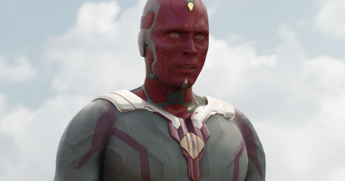 Image result for vision civil war